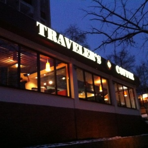 Фото Traveler's Coffee - Алматы.