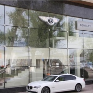 Bentley Almaty