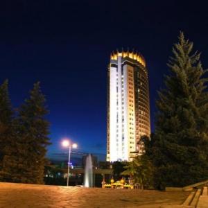 Фото Гостиница Казахстан Алматы.
