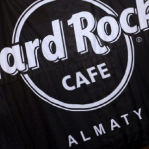 Фото Hard Rock Cafe Алматы.