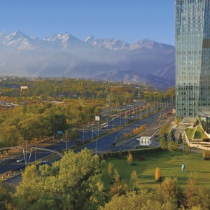 Фото The Ritz-Carlton Almaty Алматы.