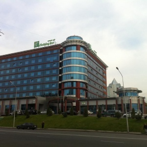 Фото Holiday Inn Almaty - Алматы.