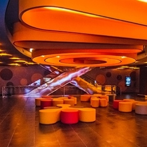 Фото Lumiera Cinema Алматы.