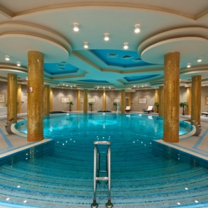 Aquarius Wellness & Spa Royal Tulip Almaty