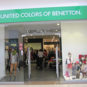 Фото UNITED COLORS OF BENETTON - UNITED COLORS OF BENETTON