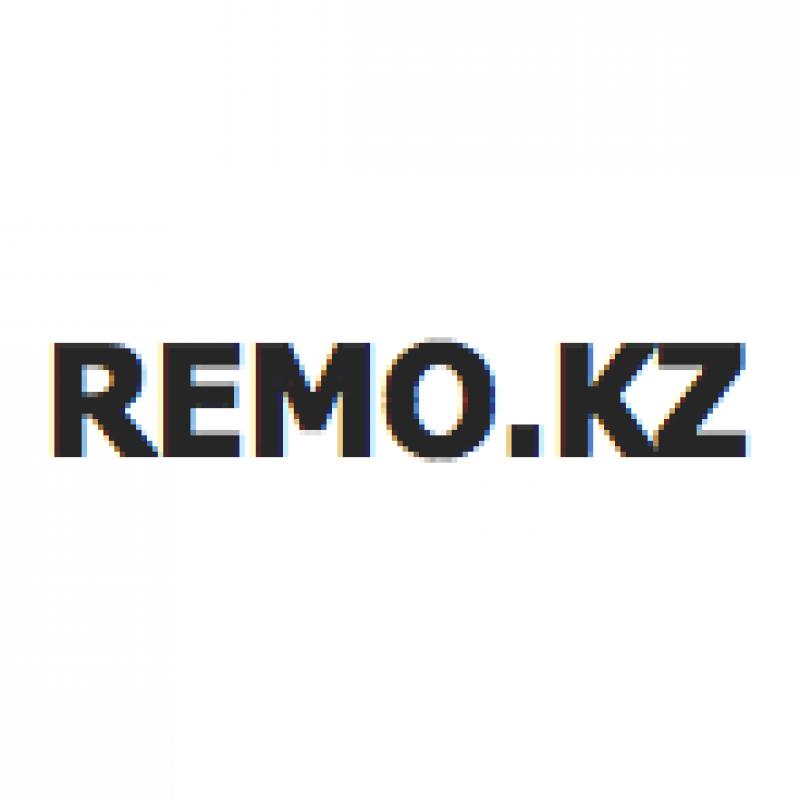 Логотип REMO.KZ Техника Сервис