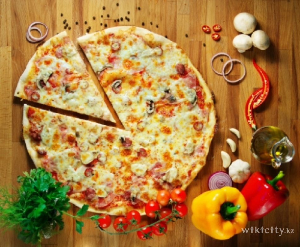 Доставка пиццы Астана PizzaGrand Pizza Grand