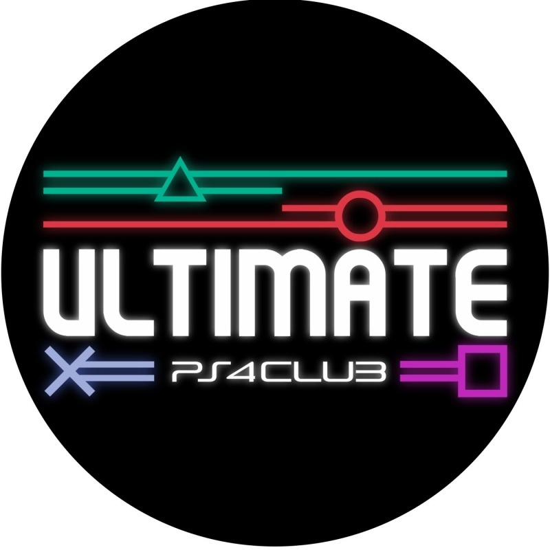 Логотип Ultimate PS4 Club