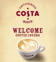 Фото Costa Coffee