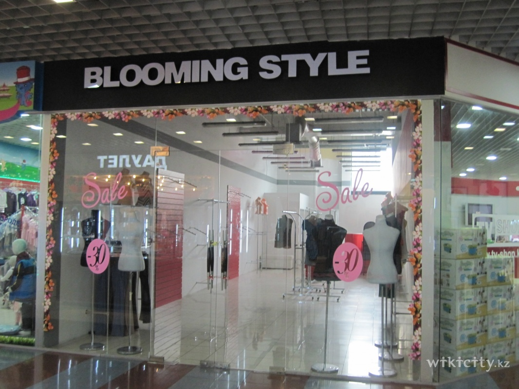 Фото Blooming Style