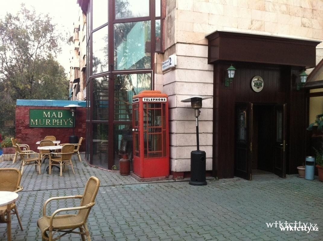 Фото Mad Murphy`s Irish Pub
