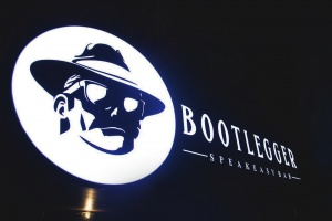 Bootlegger Speakeasy Bar