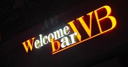 Welcome Bar