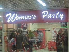 Wommen's Party