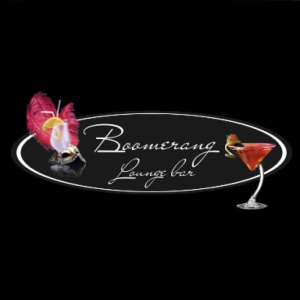 Logo Lounge Bar Boomerang