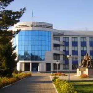 Восточно-Казахстанский государственный университет им. С. Аманжолова
