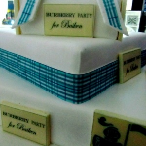Burberry Party for Baiken NOOR