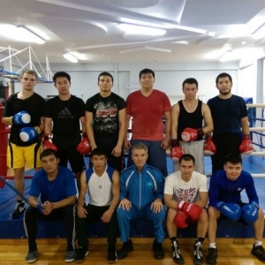 MD Boxing club