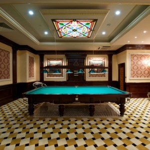 Billiard Room Royal Tulip Almaty