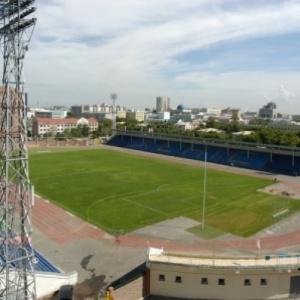 Центральный стадион им. Кажымукана Мунайтпасова